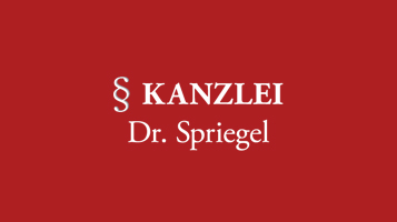 Wordpress Kanzlei Spriegel